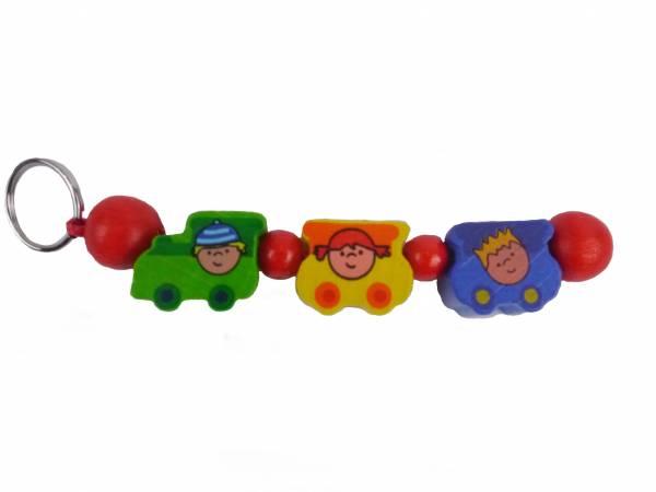 Schlüsselanhänger Bimmelbahn