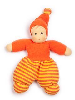 Minimöpschen orange-gelb
