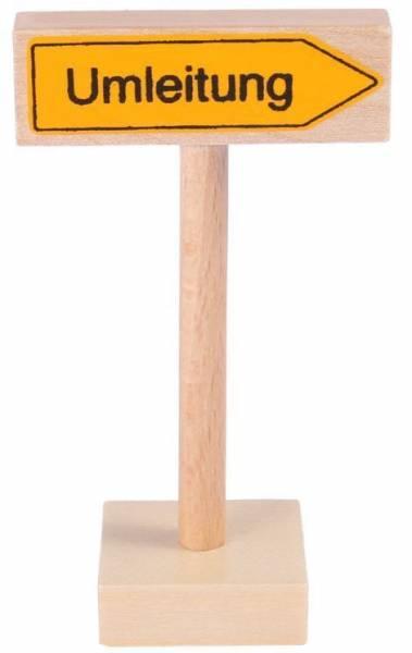 Verkehrszeichen Umleitung