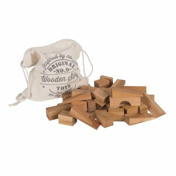 Wooden Story XL Holzklötze