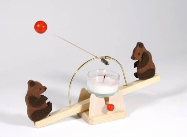 Lichtwippe Bären, Bausatz
