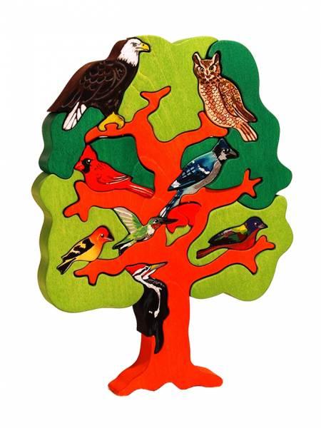 Vogelbaum Nord-Amerika
