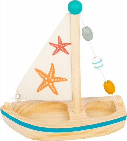 Segelboot Seestern