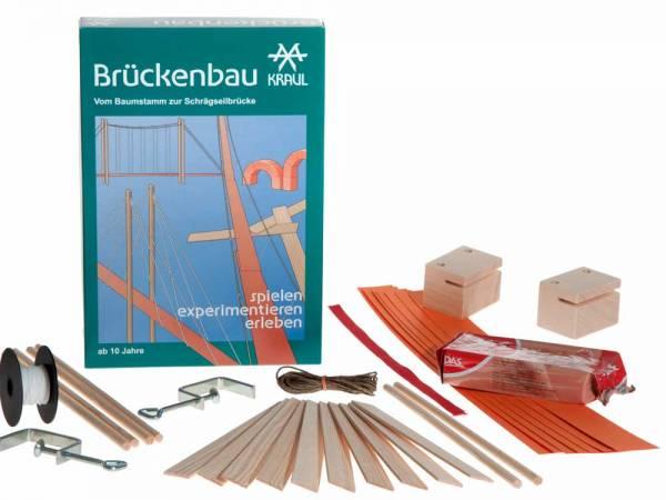 Brückenbau-Experimentierkasten