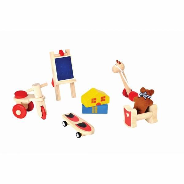 Puppenhaus-Zubehör Spielzeug