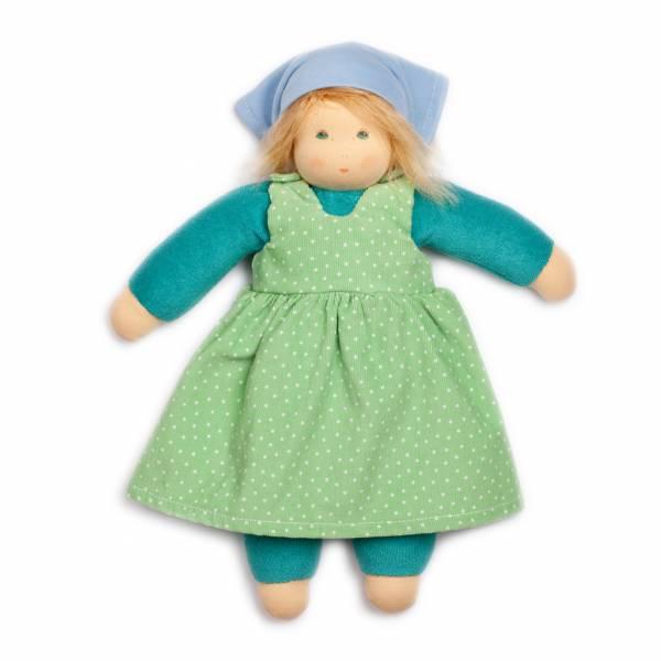 Sommerkind Puppe Lotti grün