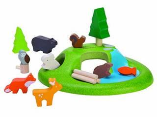 Spielwelt Waldtiere