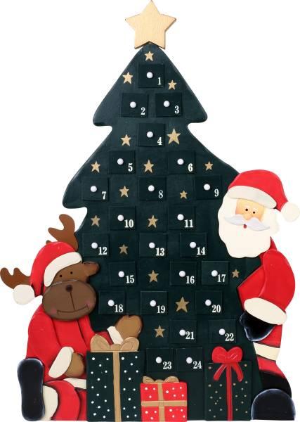 Adventskalender Weihnachtsbaum
