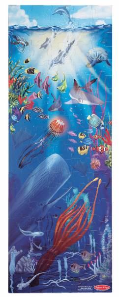 Bodenpuzzle Unter Wasser