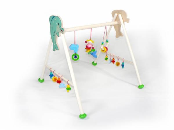 Babyspielgerät Nixe