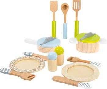 Geschirr- und Topfset