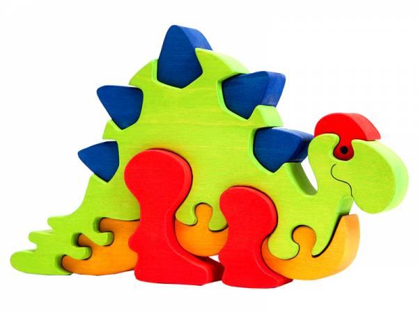 Puzzle Stegosaurus