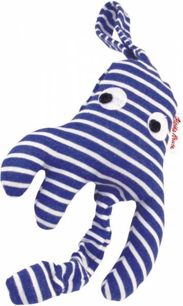 Kindersitzanhänger Octopussi blau