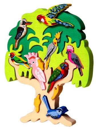 Vogelbaum Australien