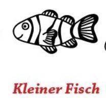 Kleiner Fisch Einzelstempel