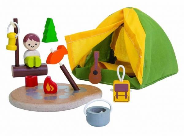 Spielhaus Camping-Set