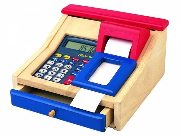 Kaufladenkasse mit Rechner