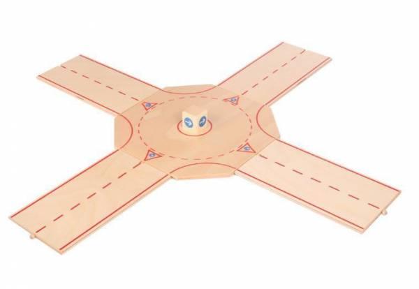 Kreis-Ringverkehr