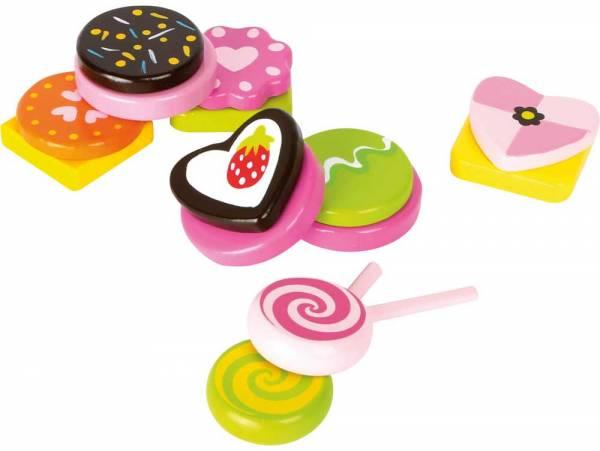 Süßigkeiten für Kaufmannsladen