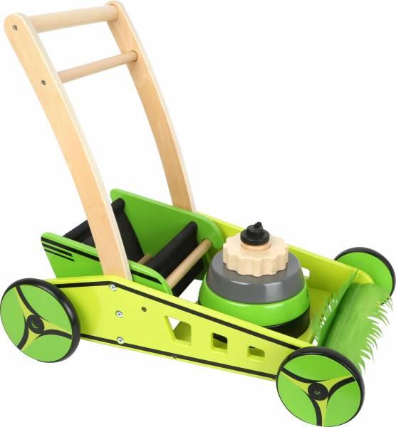 Lauflernwagen Rasenmäher