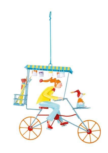 Mobile - Maler unterwegs gelb