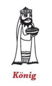König Einzelstempel