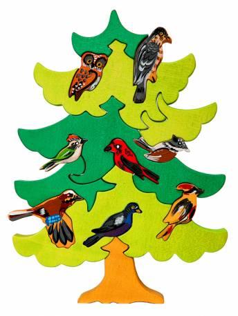 Vogelbaum Nord-Europa