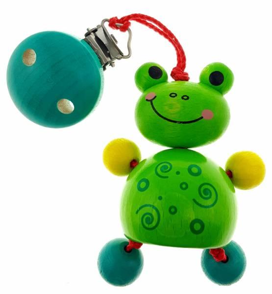 Clipfigur Frosch Toni