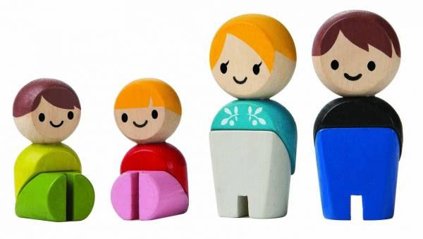 Spielfiguren Familie Europa
