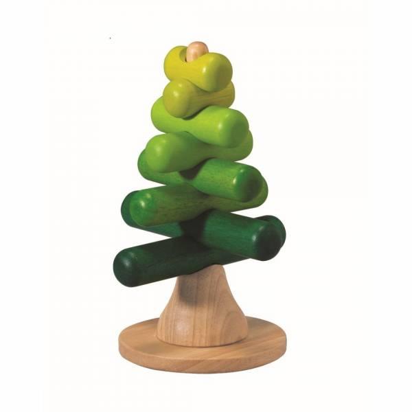 Stapelturm Baum