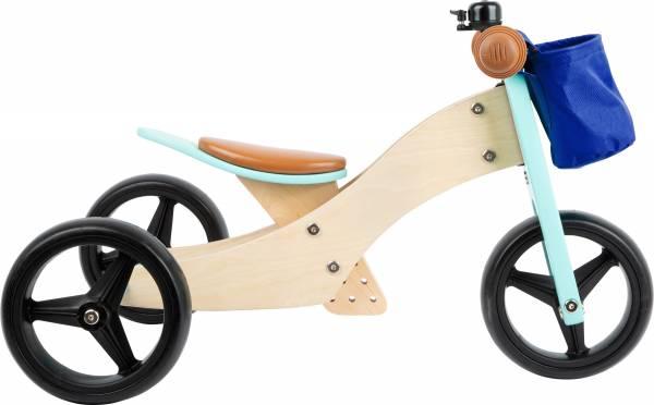 Laufrad-Trike 2 in 1 Blau