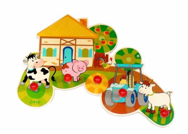 Garderobe Bauernhof