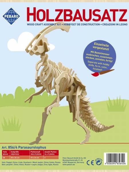 Holzbausatz Parasaurolophus
