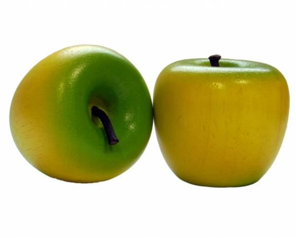 Apfel, gelb-grün