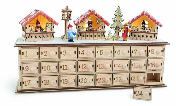 Adventskalender Weihnachtsbasar