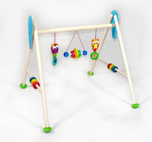 Babyspielgerät Eulen