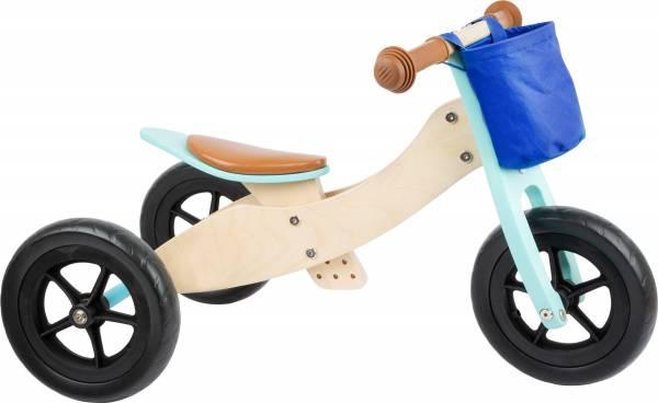 Laufrad-Trike Maxi 2 in 1 Blau