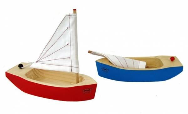 Segelboot groß